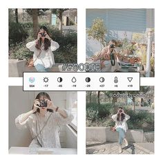foodie selfie Tng hp Cng thc Foodie chnh nh p by Uyn Nhi - Cng thc Mu Photo Editing Vsco, Instagram Photo Editing, Photography Filters, Photography Editing, Best Vsco Filters, Ideas For Instagram Photos, Lightroom Tutorial, Editing Pictures, Lightroom Presets