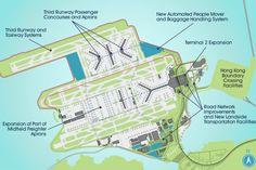 Hong Kong Airport Expansion
