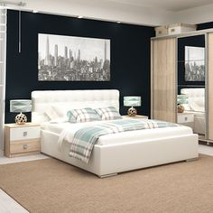 Dormitoare paturi tapitate Georgia, Furniture, Home Decor, Decoration Home, Room Decor, Home Furnishings, Home Interior Design, Home Decoration, Interior Design