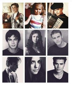 I think Damon was the only one eh was hot the whole time lol pp face