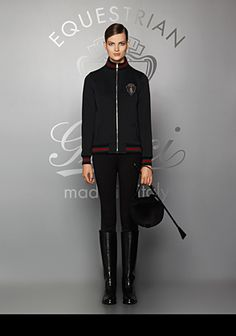Gucci's new equestrian themed apparel for 2013 | VR