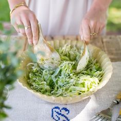 Fennel salad [The good idea is to shave the fennel]