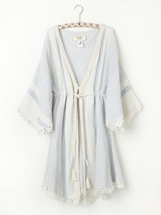 Staci Woo for Free People Kaftan Robe at Free People Clothing Boutique