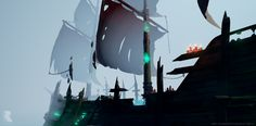 Sea of Thieves: 100 Concept Art Collection