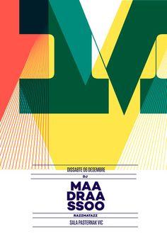 maadraassom poster by quim marin