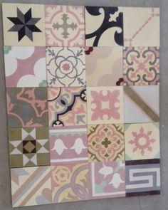 Pinky Patchwork – Alhambra Home & Garden