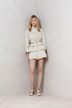 Alexander McQueen Resort 2014 Collection Slideshow on Style.com