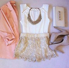 Great summertime date outfit. - CG