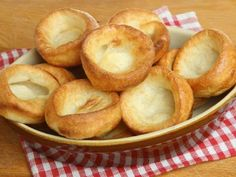 Yorkshire Pudding (12 muffin size) via @SparkPeople