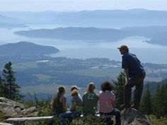 """The five best small towns in America - USATODAY.com    Way to go Sandpoint, Idaho for making the list as the """"most beautiful"""" small town in America."""