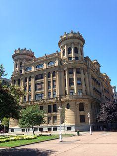 Edificio Gran Vía de Bilbao by Xabier Abando
