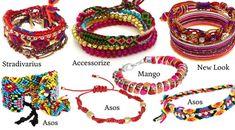 Idées custo   Des bracelets brésiliens tendance braceletsbresiliens