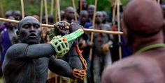 Four Insane Tribal Sports You May Want To Try