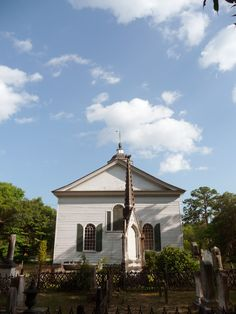 Edisto Presbyterian Church - Edisto Island, SC