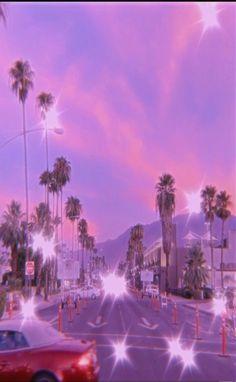 Iphone Wallpaper Landscape, Iphone Wallpaper Tumblr Aesthetic, Aesthetic Pastel Wallpaper, Aesthetic Backgrounds, Aesthetic Wallpapers, Pink Tumblr Aesthetic, Badass Aesthetic, Purple Aesthetic, Bad Girl Wallpaper