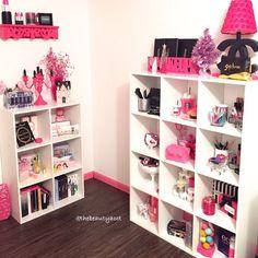 My Diva Den/Makeup Room!!