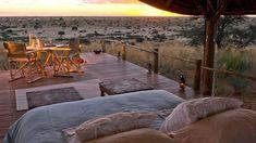 The Malori, Tswalu Kalahari, Sudáfrica (star bed)