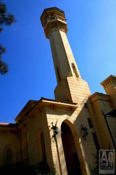 Montazah Palace Mosque Alexandria Egypt
