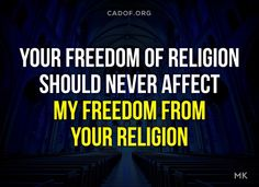 Organized Religion and Doctrines: without doubt one of the greatest sources of intolerance, unrest, persecution, disruption, relocation, destruction and resulting death and injury in the known existence and history of the world.