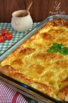 Pastry Recipes, Dessert Recipes, Cooking Recipes, Torte Recepti, Croatian Recipes, Sweet Desserts, New Recipes, Recipies, Macaroni And Cheese