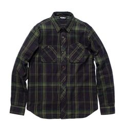 Undefeated Field Plaid