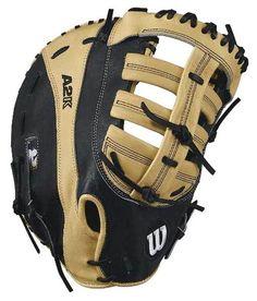 "Wilson A2K 2800 12"""" First Base Baseball Glove RHT, WTA2KRB172800"