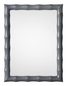 Barclay Butera for Mirror Image Home Oxford Mirror My Mirror, Floor Mirror, Mirror Image, Mirror With Lights, Mirrors, Wall Mirror, Bamboo Wall, Faux Bamboo, Colorful Furniture
