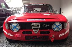 1966 Alfa Romeo GTV - Giulia Sprint Gt Veloce | Classic Driver Market