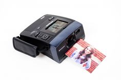 Polaroid Z340 Instant Camera: A 14 megapixel digital camera that also delivers instant prints!