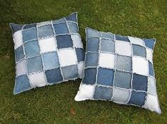 jean pillows - Google Search