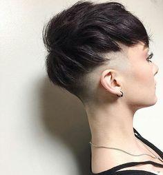 45 Trendy Short Hair Cuts for Women 2017 - PoPular Short Hairstyle Ideas