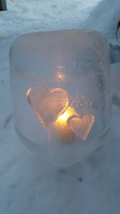 Islykt med hjerte ❤ Winter Springs, Pictures