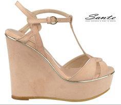 Sante Platformes Spring/Summer 2014 Collection. Discover it on: www.santeshoes.gr