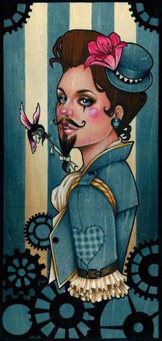 Glenn Arthur | The Bearded Beauty
