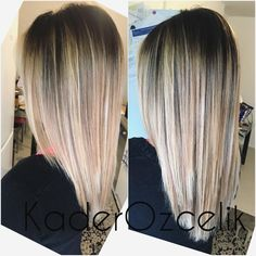 26 отметок «Нравится», 2 комментариев — K A D E R O Z C E L I K (20) (@kaderozcelik_) в Instagram: «#hair#blond#meche#balayage#like#guytang#love#my#job#passion#hairdresser#haircoloration#hairstyles#sleek#ombrehair#blondhair#shwarzkopf#lorealpro#loreal#blondme#dialight#truelove#ombre#blondehair»