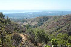 Jesusita Trail to Inspiration Point in Santa Barbara