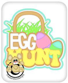 Title Egg Hunt - Treasure Box Designs Patterns & Cutting Files (SVG,WPC,GSD,DXF,AI,JPEG)