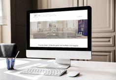 Website design for home organization company Stacy Thomes Organizing. St Clears, Organizing, Organization, Live Happy, Healthy Living, Branding, Concept, House Design, Studio