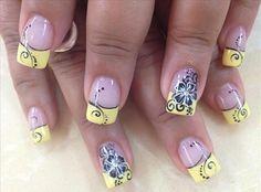 Trend Summer Nail Art Design Ideas Part 2 | Inspired Snaps