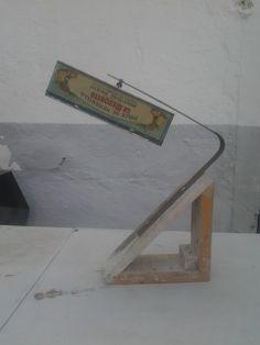lampara reciclaje ,