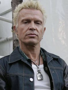 Welcome to the Billy Idol Fanpage! Billy Idol, Rocker Hair, Steve Stevens, Billy Williams, Paolo Nutini, Isle Of Wight Festival, Counting Crows, The Black Keys, Face Men