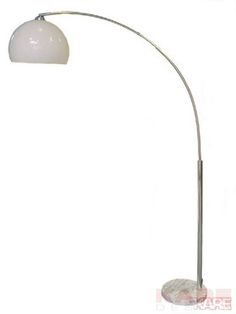 Floor Lamp Lounge Big Deal Econo White Kare Design, Floor Lamp, Lounge, Flooring, Lighting, Interior, Bow, Houses, Home Decor