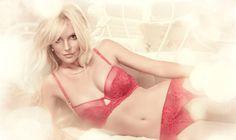 Britney Spears Promoshoot Para Su Linea de Ropa Intima ''The Intimate Britney Spears''