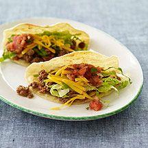 WeightWatchers.com: Weight Watchers Recipe - Spicy Beef Tacos