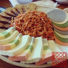 Mixed Tofu 맷돌포두부정식