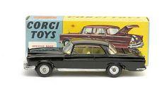 Corgi Toys No. Mercedes-Benz Coupe - in rare black colour Metal Toys, Tin Toys, Miniature Auto, Mercedes Benz, 1970s Childhood, Corgi Toys, Automobile, Diecast Models, Classic Toys