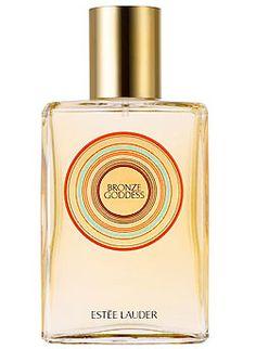 Estée Lauder - Bronze Goddess. Best summer perfume ever.