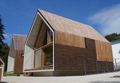 Gallery of Jordanbad Sauna Village / Jeschke Architektur&Planung - 13