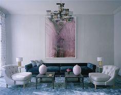 elegant livingroom - Photos by Simon Watson and Ricardo Labougle for Spanish AD