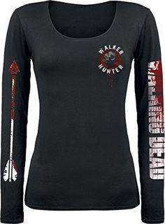 The Walking Dead DD Crossbow Girl-Longsleeve schwarz S The Walking Dead http://www.amazon.de/dp/B00UAOJ3FE/ref=cm_sw_r_pi_dp_aeQOvb05V7SWS